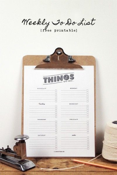 Smarter to-do lists.