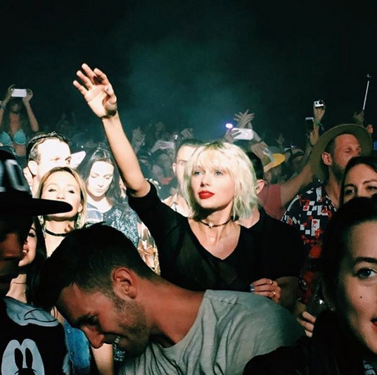 The Best Celebrity Instagrams From Coachella