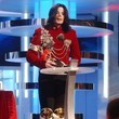 Michael Jackson Thanks Crowd For An Award That Doesn't Exist