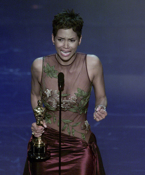 Halle Berry Makes History