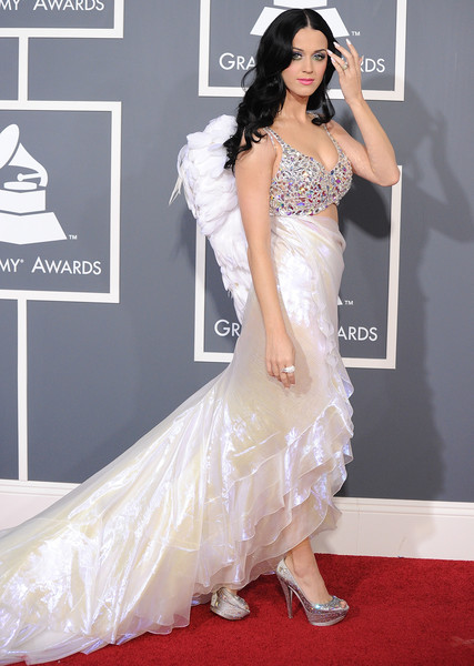 Katy Perry In Armani, 2011