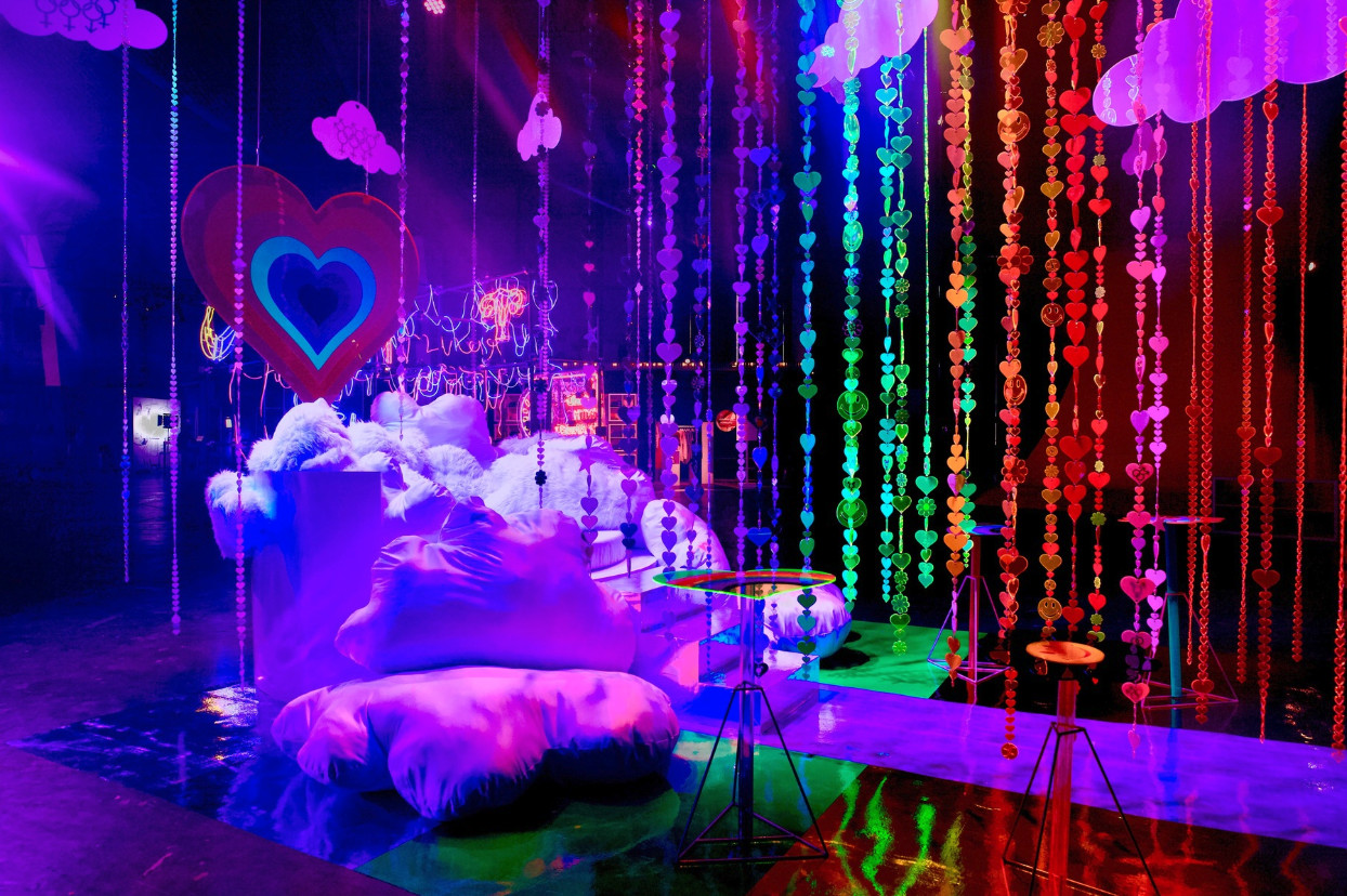 Rainbow Voyage at 29 Rooms