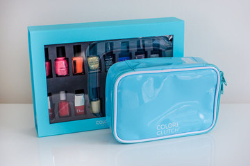 The Coolest Way to Store Nail Polish is Just a Click Away