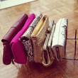 Organization Tip #22: Stand Clutches Upright