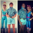 Toy Story's Barbie & Ken
