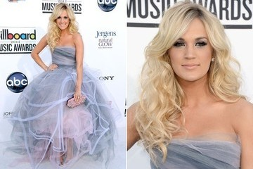 Carrie Underwood at the Billboard Music Awards 2012