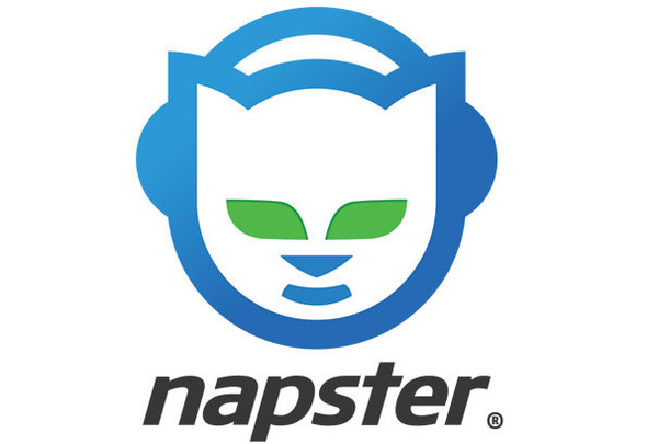 Downloading music illegally on Napster and Kazaa.