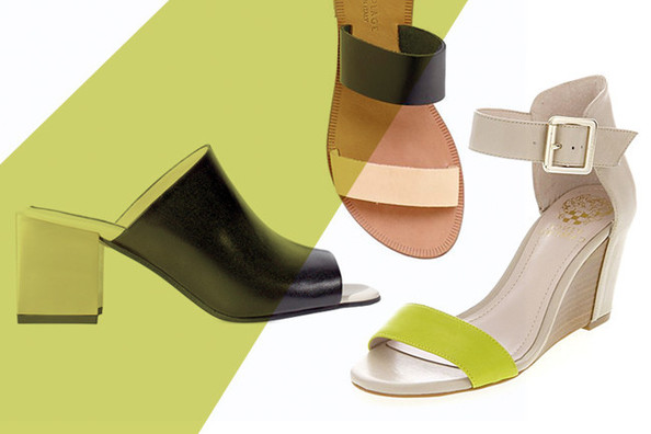 Market Watch: Two-Toned Shoes