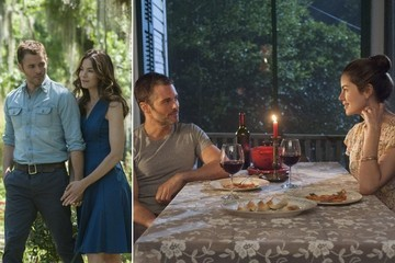 Date Night Outfits Inspired By 'The Best of Me'