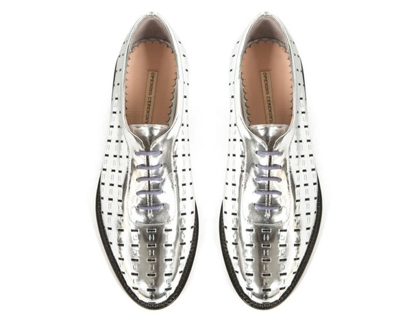 Opening Ceremony 'Nikki' Perforated Oxfords