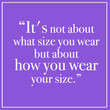 How You Wear It Quote