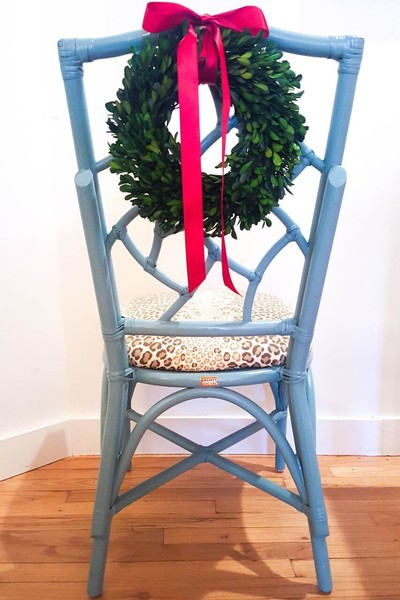Decorate With Mini Boxwood Wreaths