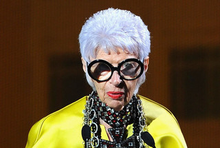 Iris Apfel's Riveting New Makeup Collection for M.A.C.