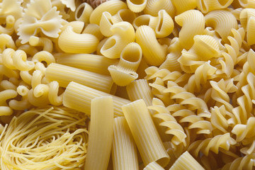 Can You Name All These Pasta Shapes?