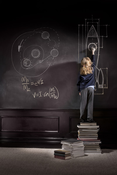 Don't set her up to hate math and science