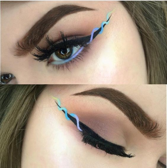 helix liner cute and colorful eyeliner shades you need