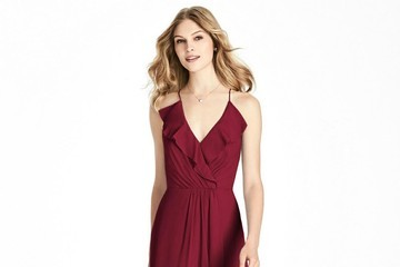 Burgundy Bridesmaid Dresses You Can Buy Online Now