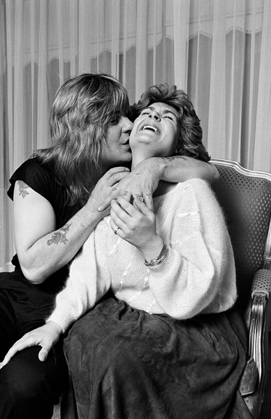 1982: Ozzy And Sharon Osbourne
