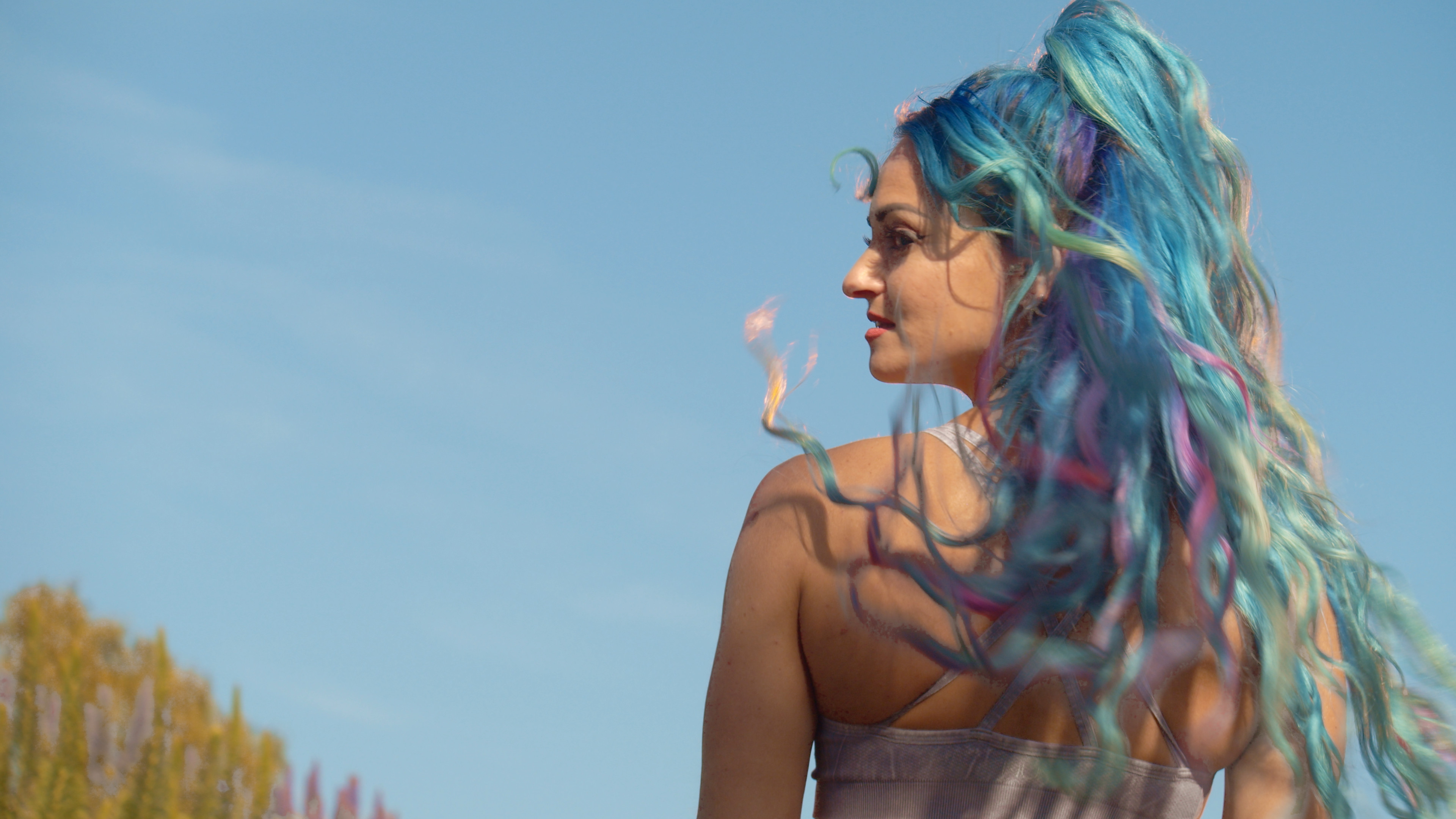 How Vibrant Hair Color is Driving Empowerment and Expression