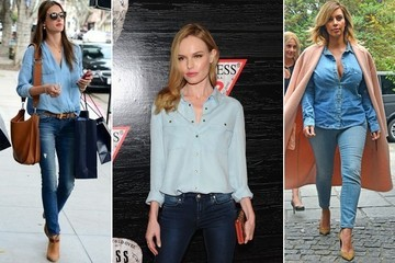 Fashion Trend Report: Denim, Denim, and More Denim