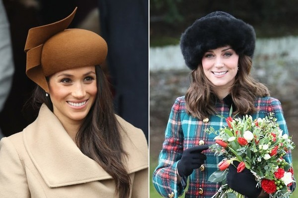 15++ Meghan Markle Vs Kate Middleton Wedding