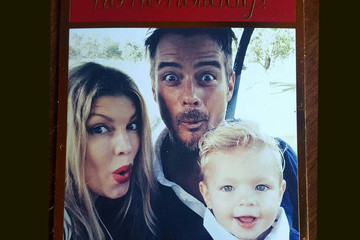 You Won't Believe How Big (and Cute!) Fergie's Son Is Now