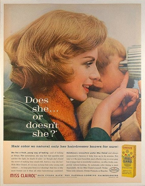 Clairol Had To Use Moms To Re-Market Hair Coloring