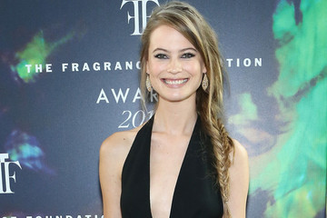 Hair Envy: Behati Prinsloo's Side Fishtail Braid