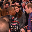 Prince William, Kate Middleton, Jay-Z, And Beyoncé