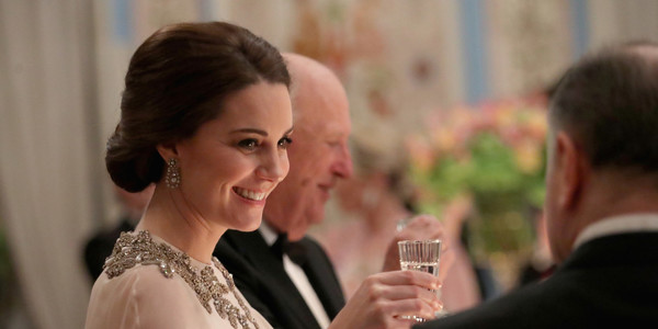 Kate Middleton's Best Tour Outfits Of All Time