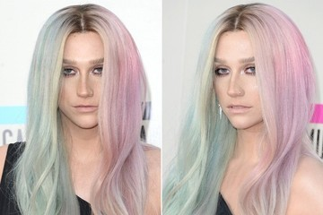 Is This the Cool New Way to Do Dip-Dye?! (If So, Sign Us Up!)