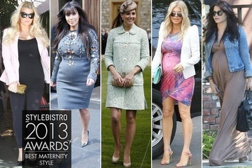 StyleBistro Awards 2013: Which Celeb Had the Best Maternity Style of the Year?