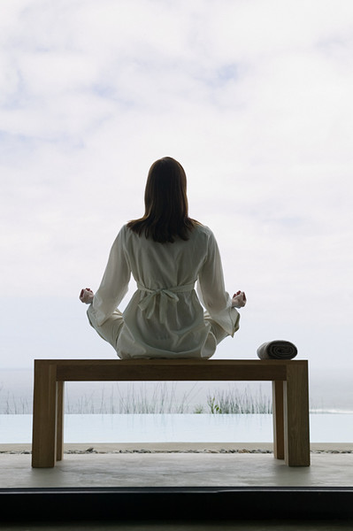 Seven Minutes Is My Max Meditation Time
