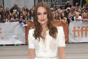 Keira Knightley's Lovely White Dress