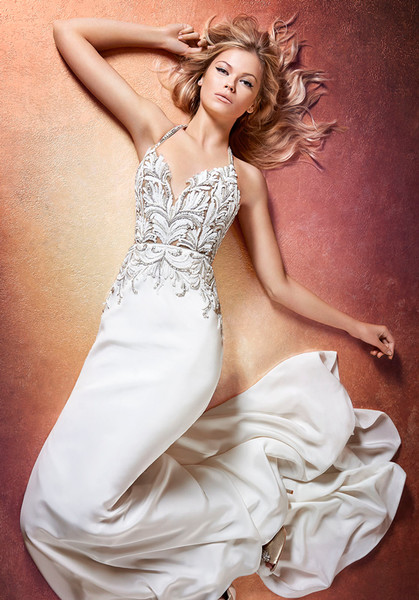 For the Vintage Bride: The Edie Gown