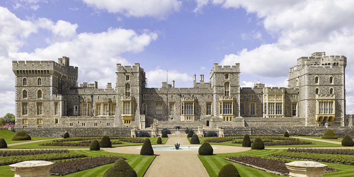 Ridiculously Regal Homes Of The Royal Family Livingly