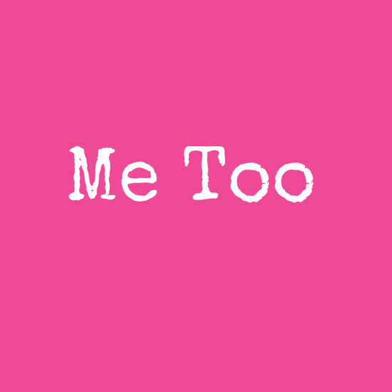 Celebrities Who've Joined the 'Me Too' Movement