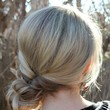 Topsy Tail Messy Bun