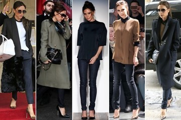 5 Fashion Week Looks From Victoria Beckham
