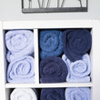 Organization Tip #10: Roll Your Towels