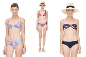Rebecca Taylor Launches a Beach-Perfect Swim Collection