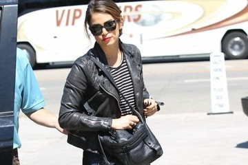 Nikki Reed's Classically Chic Look
