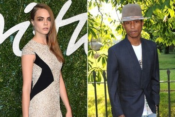 Cara Delevingne and Pharrell Debut a Duet for Chanel, Alexander Wang Does Denim and More