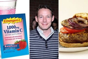 What Eric Wilson Eats During Fashion Week, In Ascending Order of Deliciousness