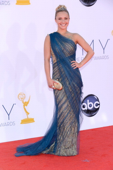 Hayden Panettiere 2012 Emmy Awards