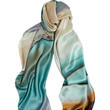 Silk-Satin Scarf