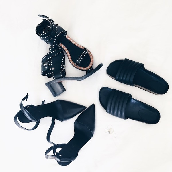 What to Pack for a Cruise: Sandals + Wedges