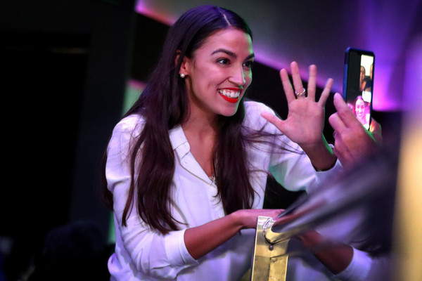 The Attacks On Alexandria Ocasio-Cortez Prove Exactly Why We Need Her