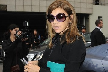 Carine Roitfeld Resigns From French 'Vogue' After 10 Years