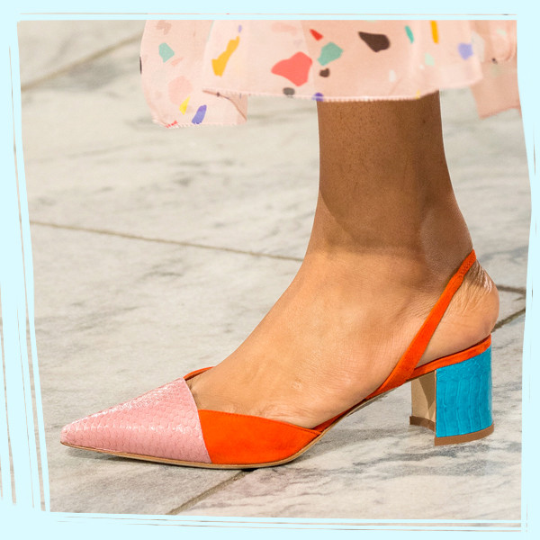 The Most Coveted Shoes on the New York Runway